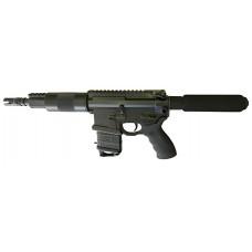 "Franklin 3094CA Salus *CA Appr* AR Pistol SA 5.56 NATO 7.5"" 1rd Syn Grip Blk"