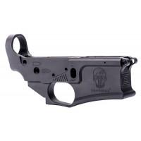 DRD Tactical CDR-15LOW Billet 7075 T6 Aluminum AR-15 Lower Multi-Caliber Blk