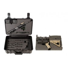 DRD Tactical DRDHC CDR-15 Assault Rifle Case Hard Plastic Black