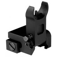 Aim Sports MT200 AR Low Profile Flip Up Front Sights AR-15 Black