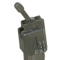 maglula LU14B MP5 SMG Loader/Unloader 9mm Curved Mags Black Polymer