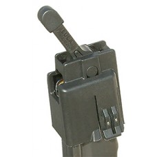 maglula LU14B MP5 SMG Loader/Unloader 9mm Curved Mags Black Polymer