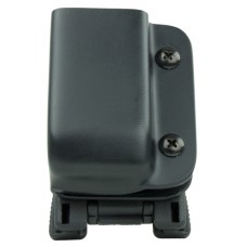 Blade-Tech AMMX00259482 Classic Single Mag Pouch Black Thermoplastic