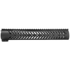 "Samson EVO-1237 Evolution 12.37"" Handguard w/Rails AR-15 Alum Black"