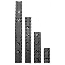 "Samson EVO-4-KIT Evolution Rail Kit 4"" (1 Rail)  6061-T6 Aluminum 4"""
