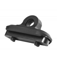Samson KM-HK-KIT Evolution Keymod HK Style Anodized Aluminum Swivel Black