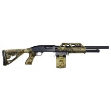 "Adaptive Tact 00223 Sidewinder Maverick 88 Pump 12ga 2.75"" 10+1 Adj MultiCam Stock Black"