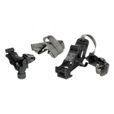 ATN ACMPAN14HMNM Helmet Mount Multiple Position Style Black Finish