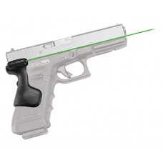 Crimson LG637G Lasergrip For Glock Gen3 Green Laser Glock 17/17L/22/31/34/35 Gri
