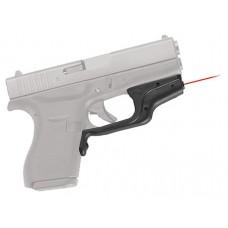 Crimson Trace LG443 Laserguard Glock 42-43 Slimline Red Laser Trigger Guard