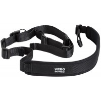 """Vero V18030 Tactical Rifle Two Point Sling 1"""" Swivel Size Black"""