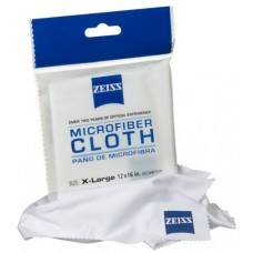 """Zeiss 2127538 Jumbo Microfiber Lens Cleaning Cloth 12"""" x 16"""""""