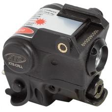 DMA XTSCGLL XTS Green Laser w/Light Green Laser Sub-Compact Pistol w/Rail Under Barrel