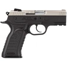 """EAA 600245 Witness Polymer Carry DA/SA 45ACP 3.6"""" 10+1 Blk Syn Grip SS"""