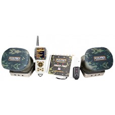 Foxpro TP1 Truck Pro Digital Game Caller Programmable up to 1000 Game Calls Gray