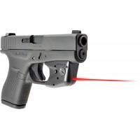 LaserLyte UTAYY For Glock 42 Laser Sight Red Trigger Guard Black