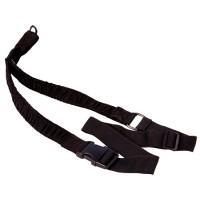 Caldwell 156215 Single Point Tactical Sling Heavy Duty Nylon Adjustable Black