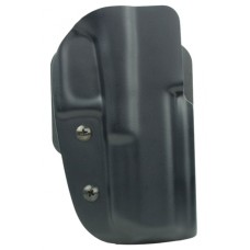 """Blade-Tech HOLX00084680 Classic Outside the Waistband  Springfield XD 4"""" Barrel Thermoplastic Black"""