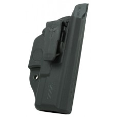 Blade-Tech HOLX0090KSAX Klipt Inside the Waistband  Springfield XD-S 3.3 Injection Molded Thermoplastic Black