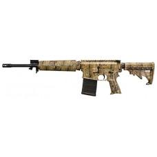 """Windham Weaponry R16FTT308C3 WW-15 SRC 308 Semi-Automatic 308 Winchester/7.62 NATO 16.5"""" 20+1 TimberTec Camo/Black"""