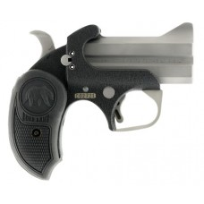 "Bond Arms CABG CA Big Bear *CA Compliant* Derringer Single 45 Colt (LC) 3"" 2 Round Stainless"