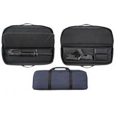 """Bulldog BD475 Ultra Compact AR-15 Discreet Carry Case 29"""" Nylon Navy"""