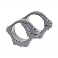 Tikka T3 S130R928 Optilock Ring Set 30mm Extra Low Stainless