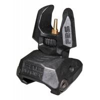 Mako FBS Flip Up Front Sight AR-15/M4/M16 Picatinny Rail Black
