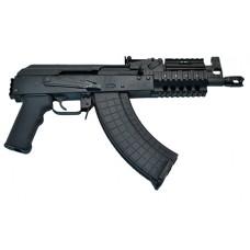 """I.O. NANO5001 Nano AK Pistol AK Pistol Semi-Automatic 7.62X39mm 7"""" 30+1  Black Parkerized"""