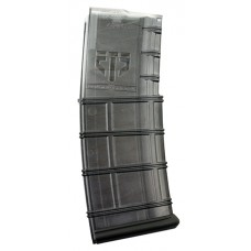 ETS Group AR1530 AR-15 Magazine 223/5.56 30rd Translucent Black Finish