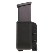 Blade-Tech AMMX0025GL10 Signature Single Mag Pouch Black Injection Molded Thermoplastic