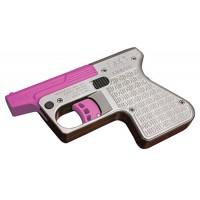 """Heizer PS1SSPN PS1 Pocket Shotgun Pistol Single 45 Colt (LC)/410 Gauge 3.5"""" 1 Round Pink Barrel"""