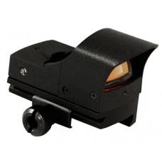 Aim Sports RTAN Micro Dot Reflex 1x 23.5x16.8mm Obj Unlimited Eye Relief 3 MOA Black