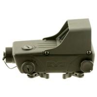 Meprolight TRU-DOT RDS 1x 33x20mm Obj Unlimited Eye Relief 2 MOA Black