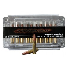 G2 Research RIPOUT 300AA RIP 300 AAC Subsonic HP Fracturing 200GR 20Bx/18Cs