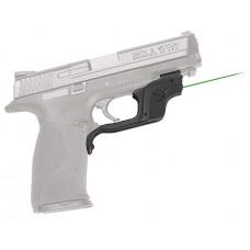 Crimson Trace LG360G Laserguard S&W M&P F/C Green Laser Trigger Guard