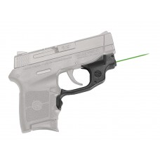 Crimson Trace LG454G Laserguard S&W M&P Bodyguard 380 Green Laser Trigger Guard