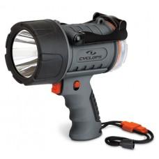 Cyclops CYC300WP Waterproof LED Spotlight 300 Lumens Lithium Gray