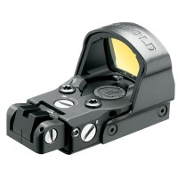 Leupold 119687 DeltaPoint Pro 1x Obj Unlimited Eye Relief 7.5 MOA Black