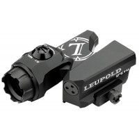 Leupold 120556 D-EVO 6x 20mm Obj 6 ft @ 100 yds FOV  Tube Dia Black Matte Circle-Dot