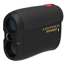 Leupold 120464 RX-650 6x 20mm 6-650yds 366ft@1000yd FOV Black