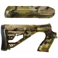 Adaptive Tactical 02004 EX Performance Stock/Forend Remington 870 MultiCam