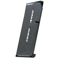 Wilson Combat 47OXCHV 1911 45 ACP Replacement Magazine 6 rd Stainless Finish