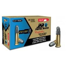 Aguila 1B222516 Match Pistol 22 Long Rifle 40 GR LRN 50 Bx/ 100 Cs