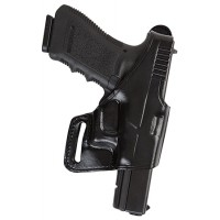 Bianchi 24842 Venom Belt Slide Holster S&W M&P 9mm-40 Right Hand Black
