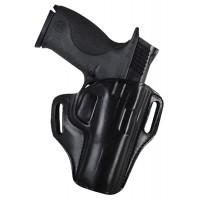Bianchi 25030 Remedy Glock 17/22/31 Leather Black