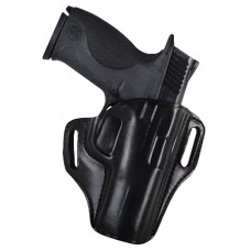 Bianchi 25034 Remedy Ruger LCR 38 Leather Black