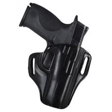 Bianchi 25038 Remedy Springfield 9mm/40 Leather Black
