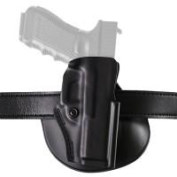 Safariland 5198183411 5198 Paddle Holster Glock 26/27 Thermoplastic Black