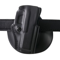 Safariland 5198283411 5198 Paddle Holster Glock 19/23 Thermoplastic Black